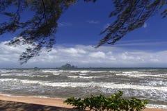 Krabi Coast Line. Royalty Free Stock Photo