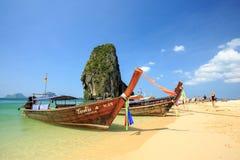 KRABI - 19 FEBBRAIO; 2016: Viaggio sae del krabi; La Tailandia su Febr Fotografia Stock