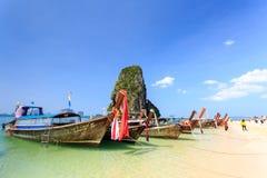 KRABI - 19 FEBBRAIO 2016: Viaggio sae del krabi, Tailandia su Febru Immagine Stock