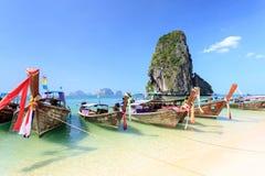 KRABI - 19 FEBRUARI 2016: Reis SAE van krabi, Thailand op Febru Stock Foto
