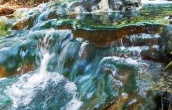 Krabi hot springs Stock Photography