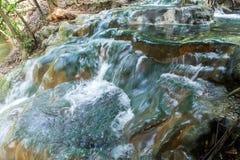 Krabi hot springs Royalty Free Stock Image