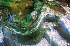 Krabi hot springs Stock Images