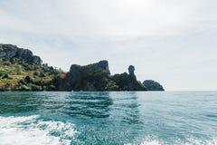 Krabi, ilhas de Tailândia Foto de Stock