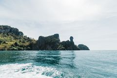Krabi, ilhas de Tailândia Imagens de Stock