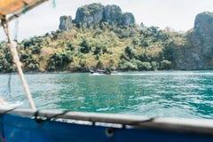 Krabi, ilhas de Tailândia Fotos de Stock