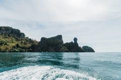 Krabi, ilhas de Tailândia Fotografia de Stock