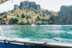 Krabi, ilhas de Tailândia Imagens de Stock Royalty Free
