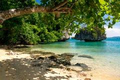 Krabi Island in Thailand Stock Photo