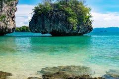 Krabi Island in Thailand Stock Photos
