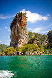Krabi rocks Stock Image