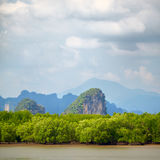 Krabi Rocks Royalty Free Stock Photo