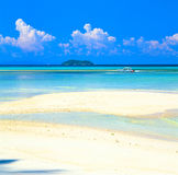 Krabi sea. Royalty Free Stock Photo
