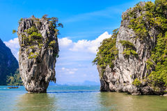 Krabi, Tailândia Imagem de Stock