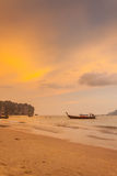 Krabi Tajlandia, Krabi 20 -: Plażowy denny widok w Krabi Tajlandia 20/0 Obraz Royalty Free