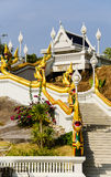 Krabi temple Royalty Free Stock Photography