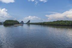 krabi Thailand Obraz Royalty Free