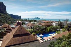 Krabi in Thailand Royalty-vrije Stock Afbeeldingen