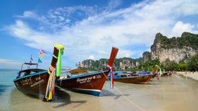 Krabi Thailand Arkivbilder