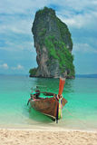 Krabi Thailand Beach Royalty Free Stock Photography