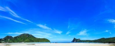 Krabi Thailand för ö för Kho phiphi Arkivfoto