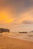 Krabi Thailand - Krabi 20: Strandseeansicht in Krabi Thailand 20/0 Lizenzfreies Stockbild