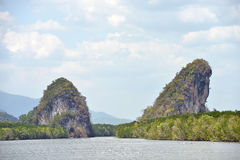 Krabi, Thailand Royalty Free Stock Photos