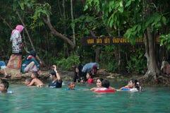 KRABI, THAILAND - OCTOBER 26: Royalty Free Stock Image