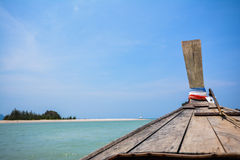 Krabi, Thailand. Sea at Krabi, southern of Thailand Royalty Free Stock Photos