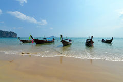 Krabi, Thailand Stock Photography