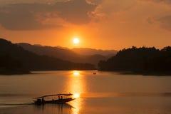 krachan nationalpark för kaeng Arkivfoton