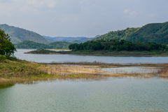 krachan nationalpark för kaeng Arkivfoto