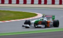 Kracht India VJM02 Stock Afbeeldingen