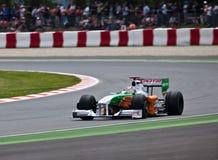 Kracht India VJM02 Stock Afbeelding