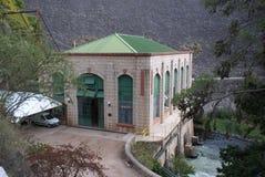 Krachtcentrale in Embalse Royalty-vrije Stock Foto's