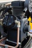 Krachtige compressor stock fotografie
