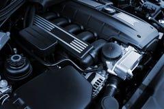 Krachtige motor Stock Afbeeldingen
