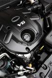 Krachtige motor Stock Foto's