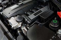 Krachtige motor Royalty-vrije Stock Afbeelding