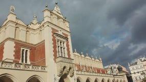 Kracow市场宫殿 免版税库存照片