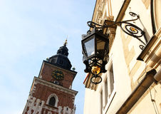 Kracow square royalty free stock photography
