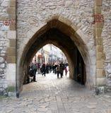 Kracow wejście Obrazy Stock
