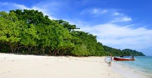 kradan Strand des KOH Stockbilder