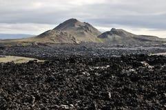 Krafla volcanic area, Iceland. Stock Photography