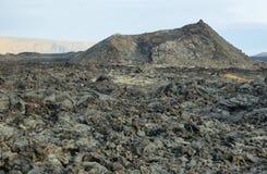 Krafla volcanic area Stock Images