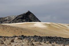 Krafla volcano, Iceland. Stock Photos