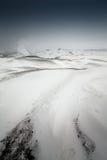 Krafla Volcano in Northern Iceland Stock Photo