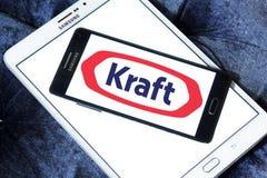 Kraft Foods logo arkivbilder