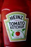 Kraft hein tomato ketchup 57  danish capital. Copenhagen /Denmark./ 26.June 2019/ American Kraft Heinz or Hein Tomato  Ketchup in danish home ind anish capital royalty free stock photography