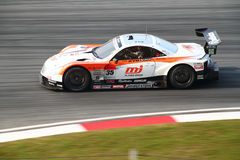 Kraft Lexus 35, SuperGT 2010 Royalty Free Stock Photography